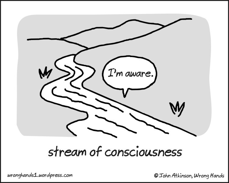 stream-of-consciousness